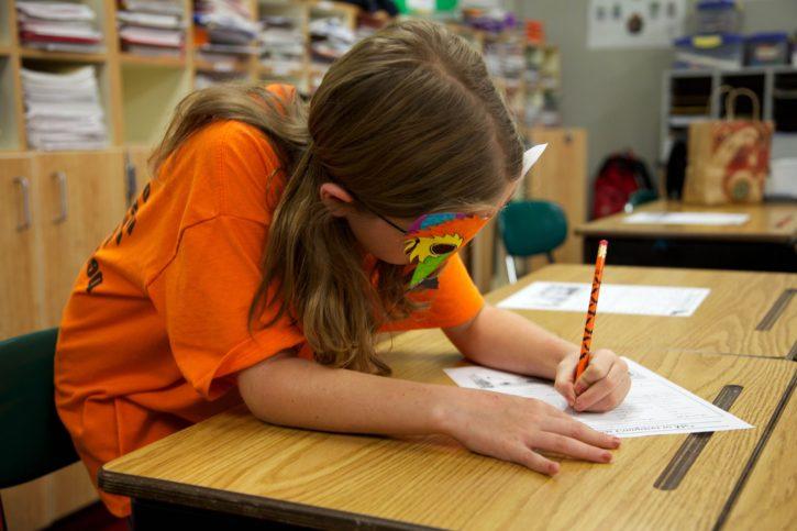 Rééducation du geste d'écriture Soutien scolaire école primaire